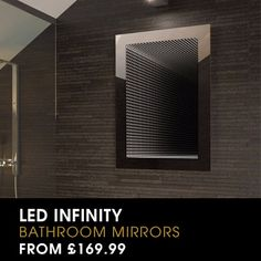 provide the finest selection of illuminated bathroom mirrors and all of our products have been
