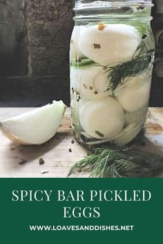 Best Pickled Eggs, Spicy Pickled Eggs, Pickled Hot Peppers, Pickled Okra, Pickled Garlic, Canning Recipes, Egg Recipes, Pickeled Eggs, Recipes