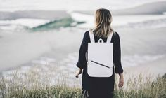 Discover Leather Backpack by Sandy on CROWDYHOUSE - ✓Unique Design Products ✓30 Day Returns ✓Buyer Protection ✓Selected by Experts