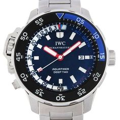 IWC Aquatimer IW354703, Men's, Silver