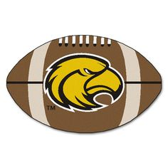 Get on the scoreboard with the Southern Miss Football Area Rug!