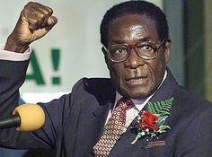 In jail for sharing Mugabe joke