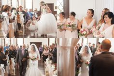 Old St. Mary's Church Rockledge Florida Melbourne Wedding