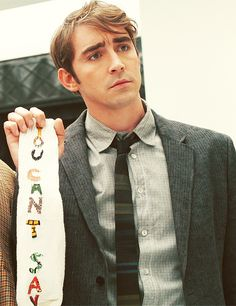 """Pushing Daisies """" Smell of Success """" ( 1x07 ) - Ned The Piemaker #LeePace"""
