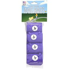 Wag Bags Refill LAVENDER SCENTED (60 Bags) ** Read more @