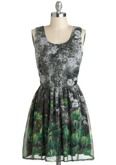 Haute Here in the Field Dress, #ModCloth