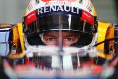 Sebastian Vettel. Red Bull F1. Pole Position secured for 2012 Formula 1 Grand Prix of Japan. October 6, 2012