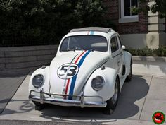 "Herbie! - Famous Automobiles ""University Driving School"""