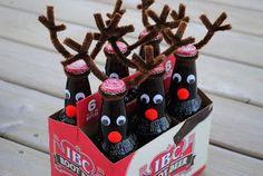Reindeer Beers.