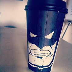 15 Incredibly Creative Examples Of Coffee Cup Art by artist Miguel Cardona