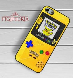 Gameboy Color Pokemon -sddh for iPhone 6 case