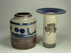 Carl-Harry Stålhane for Designhuset Pottery, Vase, Ceramics, Home Decor, Ceramica, Ceramica, Decoration Home, Room Decor, Pottery Marks