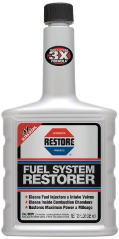 Restore 50012-6PK Fuel System Restorer - 72 oz., (Pack of 6). For product info go to:  https://www.caraccessoriesonlinemarket.com/restore-50012-6pk-fuel-system-restorer-72-oz-pack-of-6/
