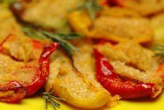I peperoni gratinati al forno sono un contorno semplicissimo da preparare ma dal profumo e dal sapore intenso. Perfetti per accompagnare secondi di ogni tipo. Ecco la ricetta