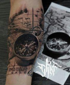 Tattoo by ig:evgenychivikov