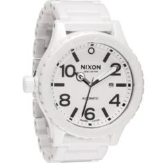 Black Friday Nixon Ceramic 51 30 Watch Men s All White One SizeBuy Cheap by Watches For Mens 2013 Low Price