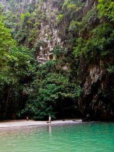 Guide to Ko Lanta- Emerald Cave, Thailand