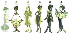 Many Different Pearls (5)