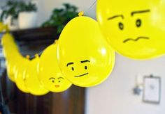 32 Bold LEGO Kids' Party Ideas That Rock