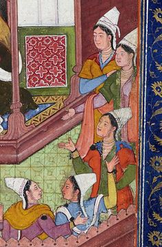 Exotic Art, Medieval World, Mughal Empire, Indian Crafts, Islamic World, Indian Paintings, British Library, 16th Century, Middle Ages
