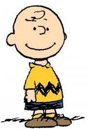 Charlie Brown is a nice guy!