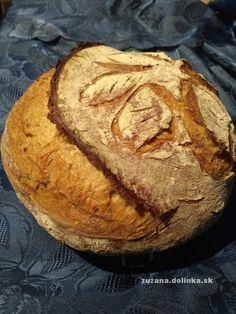 Zemiakový bochník s jogurtom – moje malé veľké radosti Bread Bun, Bread Baking, Baking