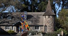 Mission diRosa - art and gardens, Napa. oh yeah.