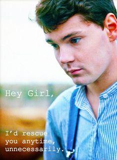 Hey Girl--Gil version :D