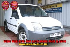Used FORD TRANSIT CONNECT MOT JULY 2016 - FULL HISTORY PANEL VAN LNK Car Sales