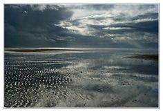 Ostfriesland. Wattenmeer