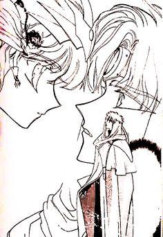 Magic knight rayearth hikaru shidou and eagle <3