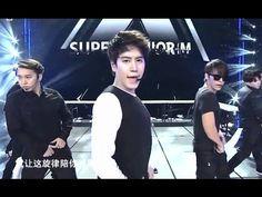 [Live HD] Super Junior M Swing + Ending 슈퍼주니어M