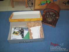 Το κουτί της 28ης Οκτώβρη - Εξιστόρηση γεγονότων 28th October, National Days, Magazine Rack, Storage, Home Decor, Purse Storage, Decoration Home, Room Decor, Larger