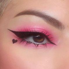Emo Makeup, Indie Makeup, Kawaii Makeup, Grunge Makeup, Eye Makeup Art, No Eyeliner Makeup, Girls Makeup, Beauty Makeup, Cute Makeup Looks