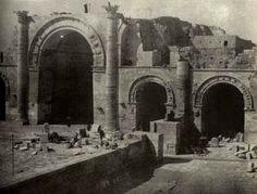 The Parthian city of Hatrâ