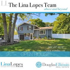 This weekends #openhouses! Lots of new houses to the hot summer market! Visit www.TeamLina.com for times and locations #douglasellimanli #douglaselliman #thelinalopesteam #openhouse #medford #bohemia #centereach #selden #coram www.teamlina.com