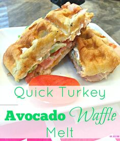 Quick Turkey Avocado
