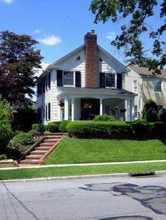 A house in Beechhurst, Queens.