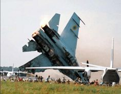 russian air show crash