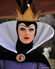 Evil Queen _2941 by Disney-Grandpa, via Flickr