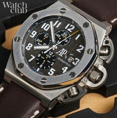 Massive 48mm limited edition titanium T3, only 1000 pieces made #ap