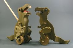Tyrannosaurus Rex Push Toy Wooden Toy Tyrannosaurus Rex Push Toy Wooden Toy wooden Dinosaur Toy for Kids Wood Toy Toddlers Boys Girls T-Rex Toddler Toys, Baby Toys, Dinosaur Toys For Kids, Dino Toys, Cnc, Get On The Floor, Push Toys, Cool Mom Picks, Action Toys