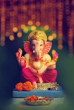 Arte Ganesha, Ganesh Idol, Ganesh Chaturthi Decoration, Happy Ganesh Chaturthi Images, Shri Ganesh Images, Ganesha Pictures, Krishna Images, Lord Murugan Wallpapers, Lord Krishna Wallpapers