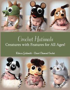 Crochet Hatimals