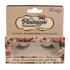 The Vintage Cosmetic Company Betty Lashes - feelunique.com