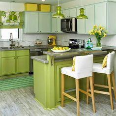 Una selección genial de 16 cocinas que vas a querer tener en tu casa. ¡Nosotros nos quedamos con la número 10!