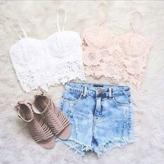 Instagram outfit. Tumblr. High waisted shorts