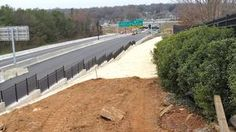 Newest section of between Battleground Avenue and Lawndale Road in Greensboro is now open, Greensboro Loop miles from completion - Triad Business Journal Winston Salem, Business Journal, Elm Street, North West, Country Roads
