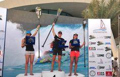 Lenny and Augaitis Win Overall Abu Dhabi Titles - SUP Magazine