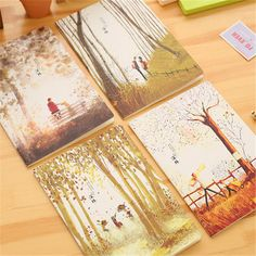 Stationary Store, Deep Forest, Book Covers, Creative, Cute, Kawaii, Cover Books, Book Illustrations